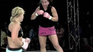 Female MMA Liz Carreiro vs Malissa Sherwood