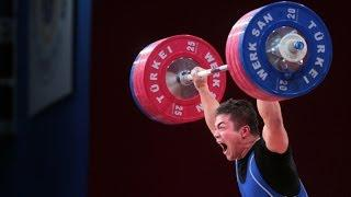2013 World Weightlifting Championships Men's 94 kg Snatch, Wroclaw, Poland