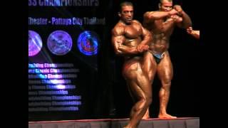 Asian 2009 - Pose Down (100kg+)