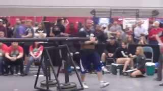 Brute Strength Strongman Contest
