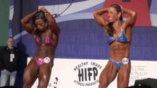 2013 Arnold Amateur Finals Overall Women's Bodybuilding