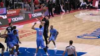 Kevin Love 45 points vs Clippers - Full Highlights (2013.12.22)
