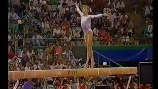 1992 Olympics - Gymnastics - Team Final Part 3 ....a different perspective....