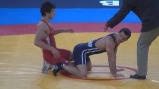 London 2012 Olympic Greco-Roman Wrestling Finale 55kg