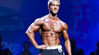 WBFF 2011 PRO MALE FITNESS MODEL