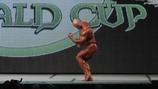 IFBB Pro Frank McGrath guest performance  at  the 2013 Emerald Cup Championships