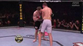 Bloody Mess - Cro Cop vs. Perosh - UFC 110