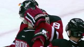 Dainius Zubrus Empty Net Goal 5/6/12 Flyers @ Devils NHL Playoffs