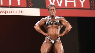 Caroline Wang - Competitor No 97 - Physique - Final - NABBA World 2013
