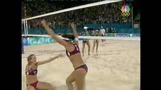 2004-08-24 Olym WBV GOLD BRA-v-USA Entire-airing Pt.09of11
