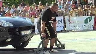 Strongman Champions League Porto Portugal