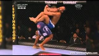 Neon Bar Fights 2010 MMA Awards Knockout of the Year: Gerald Harris vs. Dave Branch