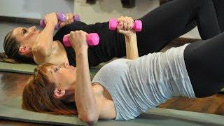 30 min Intermediate Core Blasting Pilates Workout #3
