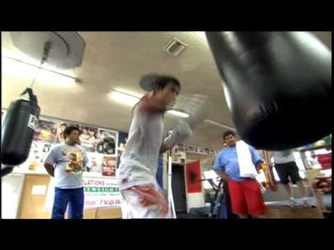 Manny Pacquiao - Official Manny Pacquiao Training Camp Video