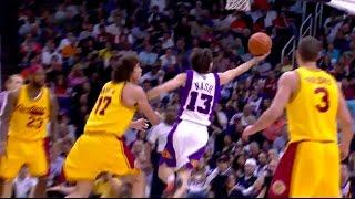 Steve Nash - Fantastic Finisher
