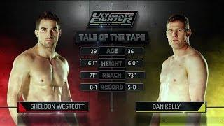 TUF Nations Full Fight: Westcott vs. Kelly