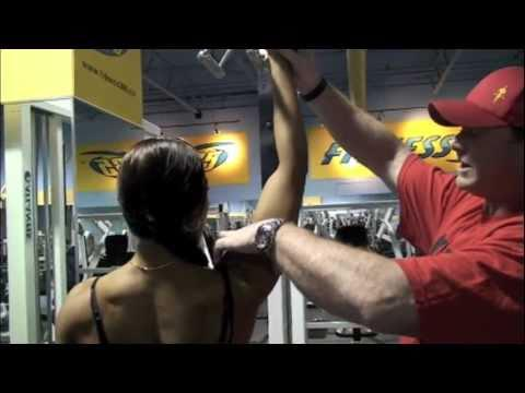Training With Kai: Future IFBB Figure Pro