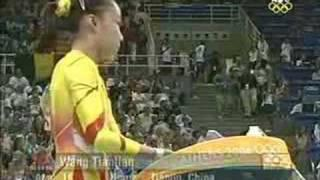 Athens 2004 Women's Gymnstics Individual AA Final Part 1/7