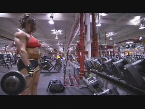 Bryant Gumbel RS#160 Female Muscle 1st Half
