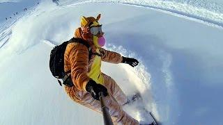 Val Thorens 2014 - Snowboarding Fun / GoPro Hero 3 Music Video