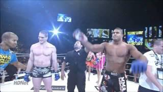 DREAM - Alistair Overeem vs Todd Duffee (KO)
