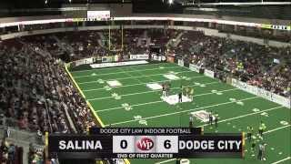 Dodge City Law vs. Salina Bombers - 3/29/2014