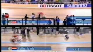 2005 UCI Track Cycling World Championships - Men's Team Sprint