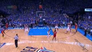James Harden 31 points vs Thunder - Full Highlights (2013 Playoffs GM5)