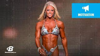 Figure Dynasty: How Nicole Wilkins Won Her Fourth Olympia
