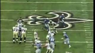Drew Brees 2009: Throwing Fire