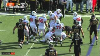 #4/6 Oklahoma State at Missouri - 2011 Football Highlights
