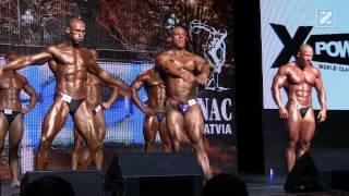 2014 NAC Latvia Open Bodybuilding and Fitness Cup - Overall Winner