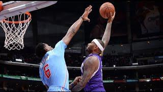 DeMarcus Cousins' 34-Point Performance Sinks the Clippers