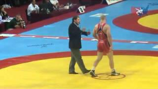 2011 Worlds Freestyle 96kg - Serhat Balci (TUR) vs. Jake Varner (USA)