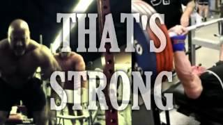 Bad-Azz Powerlifting Motivation Part 2