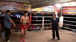 Myanmar Lethwei Shwe Htun Yon Vs Muay Thai Fighter