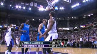 Derrick Williams 31 points vs Mavericks - Full Highlights (2013.12.09)