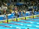 Shark Swim - Men's 100 Fly Finals: Olympic Trials
