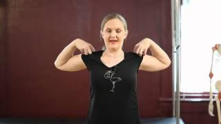 Upside-Down Pilates - Prenatal Pilates - Lesson 55 - Part 1 Of 4 - HD