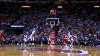 Top 5 NBA Plays: November 12th