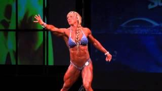 Joanne Williams 2014 Toronto Pro Supershow IFBB Pro Bodybuilding