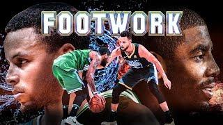 Kyrie Irving x Steph Curry - Footwork and Crossovers 2018