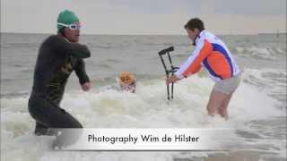 World Championship Para Crosstriathlon 2013 ( Beach Challenge The Hague) HD