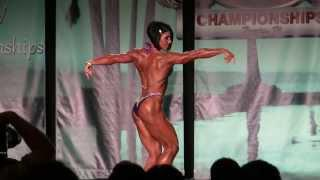 Dana Linn Bailey Ms Olympia 2013 Women's Physique Category