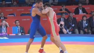 London 2012 Olympic Greco-Roman Wrestling 74kg