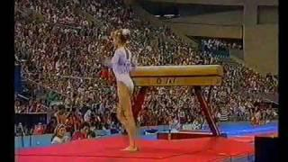 1992 Olympics - Gymnastics - Team Final Part 5 ....a different perspective....
