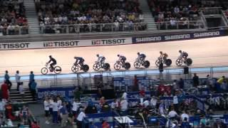 2012 UCI TRACK CYCLING WORLD CHANPIONSHIPS Men's Keirin