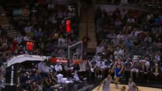 Stephen Curry 44 points vs Spurs - Full Highlights (2013 NBA Playoffs CSF GM1)