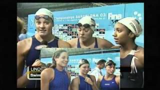 USA Swimming Presents. Swim Fast - FreeStyle with Lindsay Benko and Mark Schubert P1
