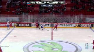 Russia - Norway Full Game, 6th May, game 14